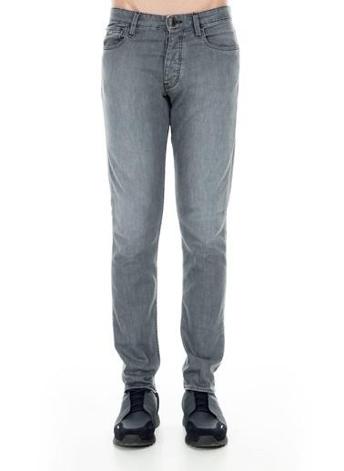 Emporio Armani  J75 Jeans Erkek Kot Pantolon S 3G1J75 1D84Z 0007 Gri